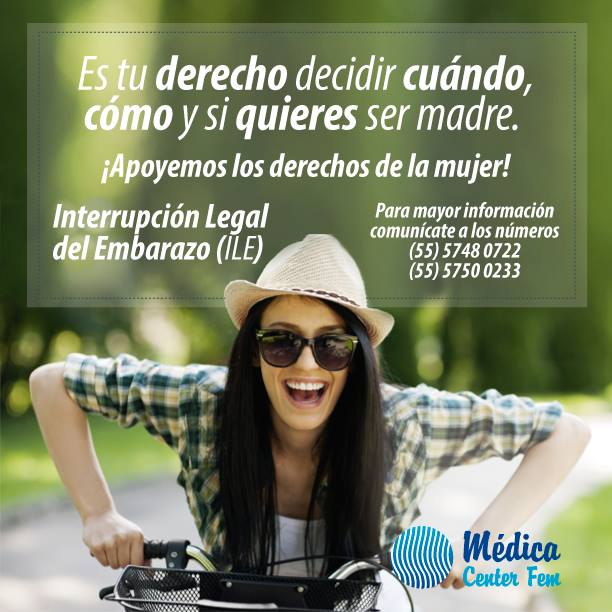 interrupción legal del embarazo