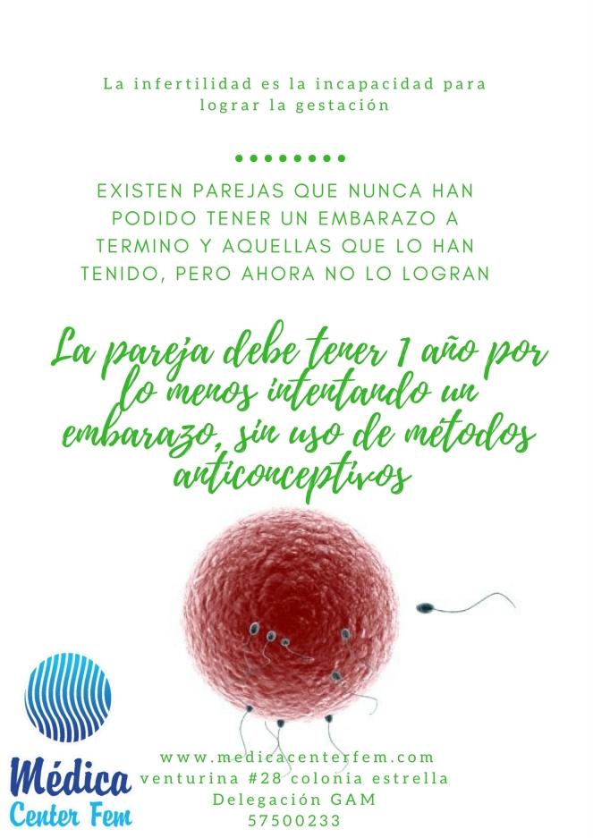 Infertilidad causas