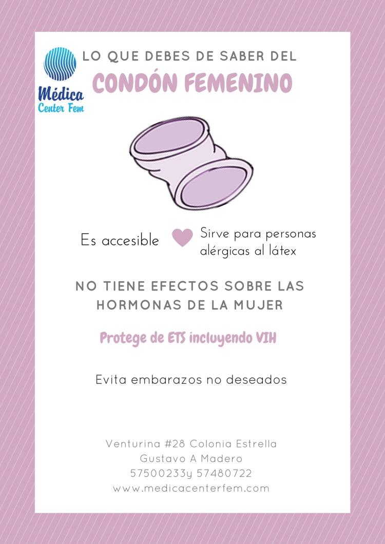 eficacia del condón femenino