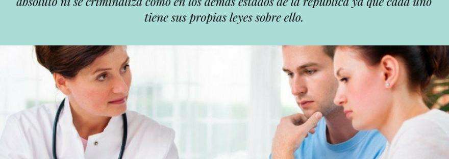 Interrupción legal del embarazo en la CDMX