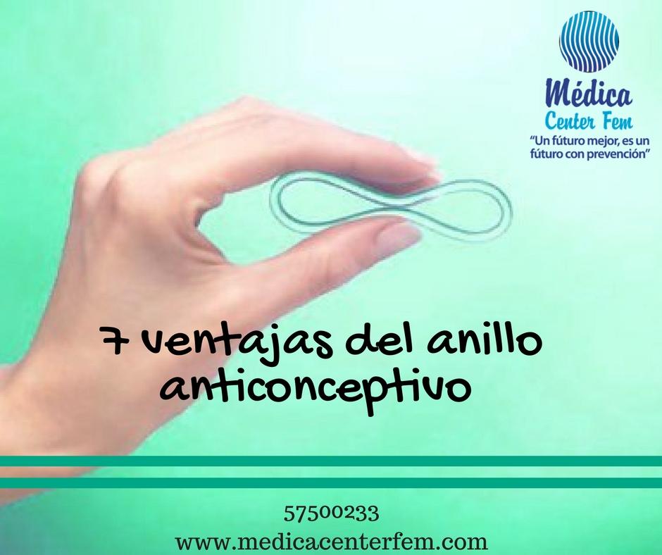 anillo anticonceptivo precio mexico