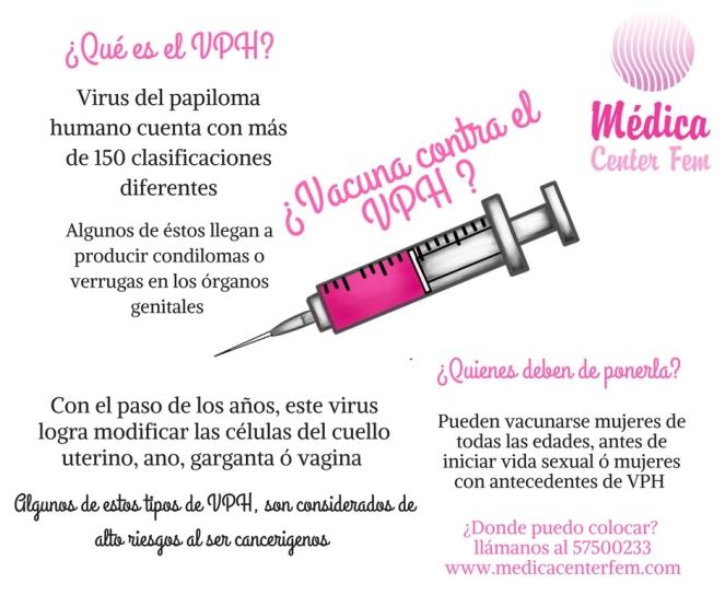 vacuna vph