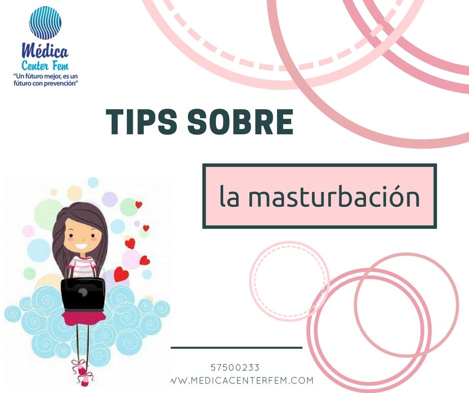 tips sobre la masturbacion