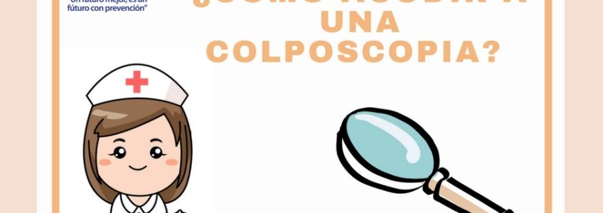 ¿Cómo acudir a una colposcopia?