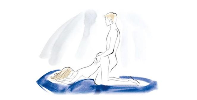 Posiciones sexuales dependiendo el tamaño de los genitales