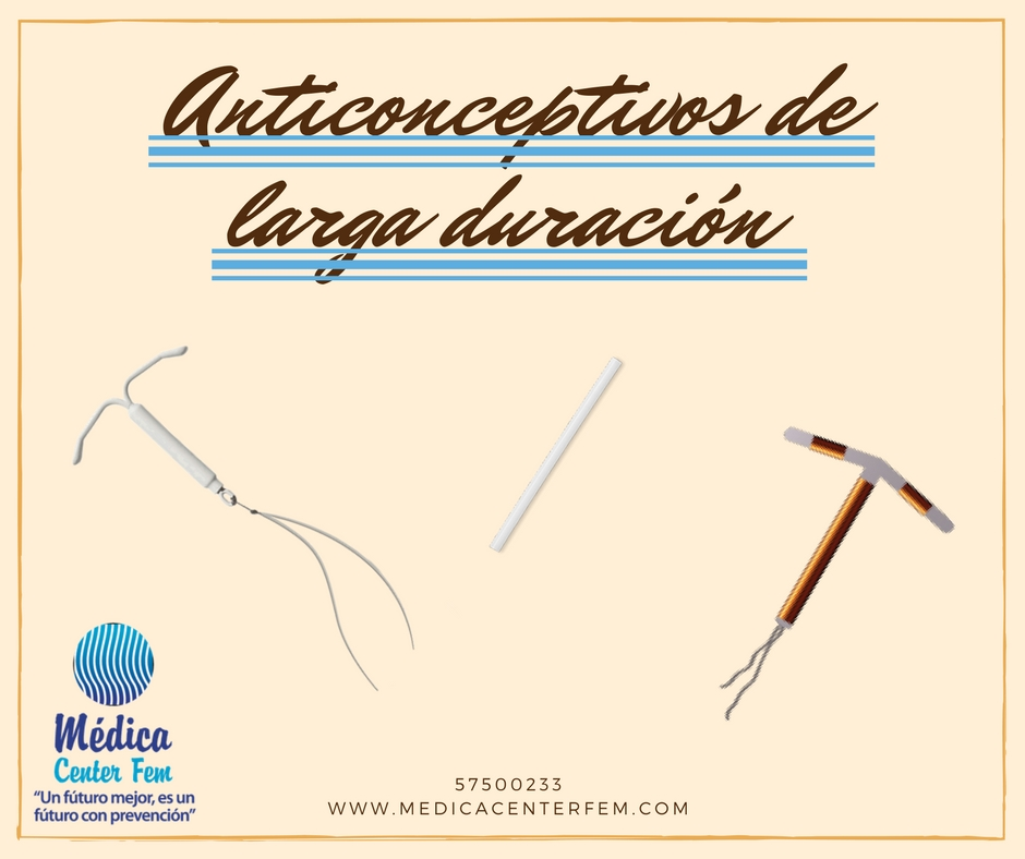 anticonceptivos de larga duración
