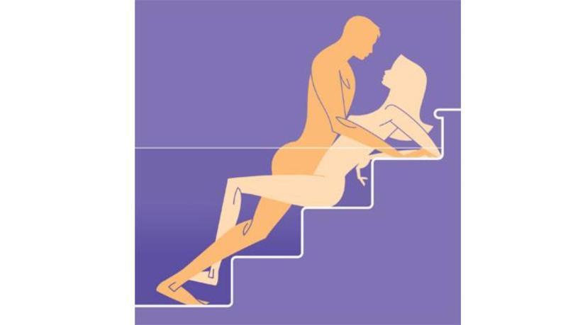 posiciones sexuales para hacer el amor en el agua