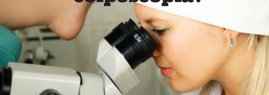 ¿Quésucede al momento de hacer una colposcopía?