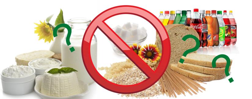 Alimentos prohibidos para estar perfecta después de semana santa