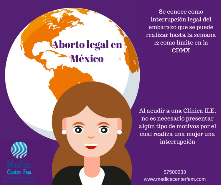 aborto legal en Mexico