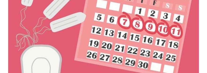 Mantén el control de tu calendario hormonal. (