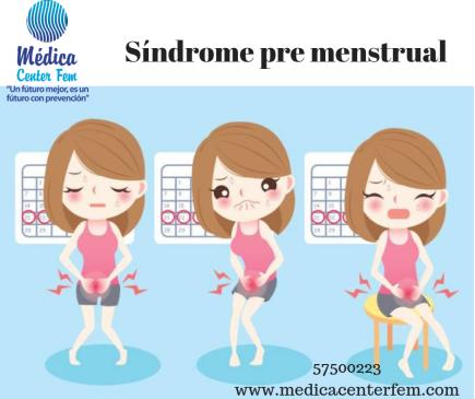 síndrome pre menstrual