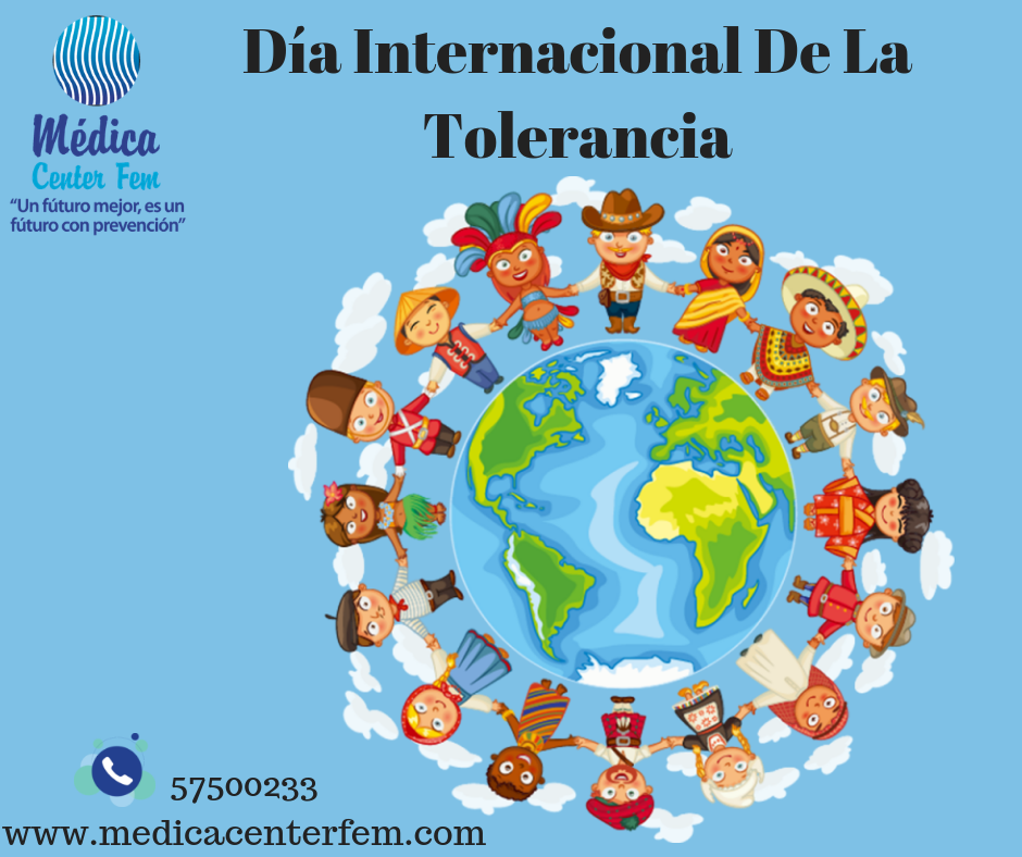 Día Internacional De La Tolerancia