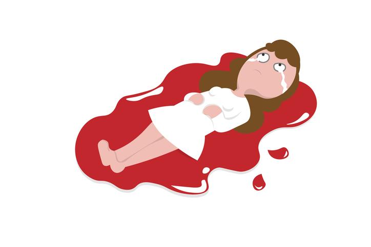 SangradoMenstrualAbundante -imagen